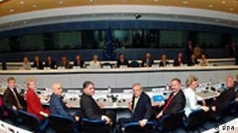 Neue EU-Kommissare treffen sich erstmals in Brüssel