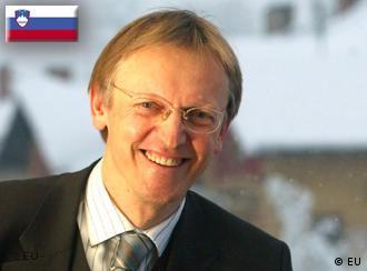 Janez Potočnik, comisario de la UE de Ciencia e Investigación