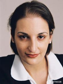 BLUESTONE AG Diana Jaffe Porträtfoto