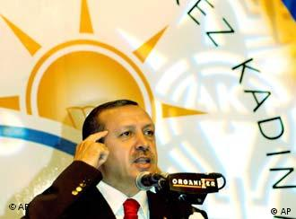 Prime Minister Erdogan says Turkey is ready for the EU
