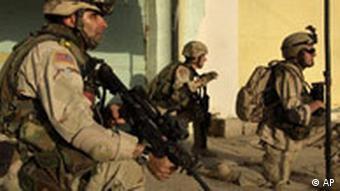 Kämpfe in Samarra halten an