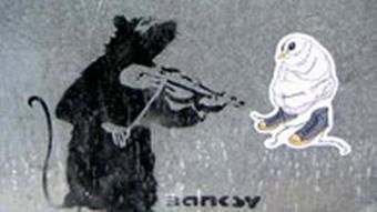 Street Art, Sticker