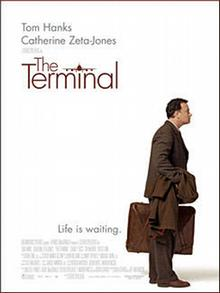 Poster zum Film: The Terminal - Life is waiting.