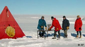 Wahlen in der Antarktis