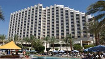 Das Hilton in Taba