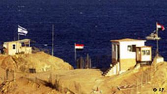 Ägyptisch-Israelische Grenze