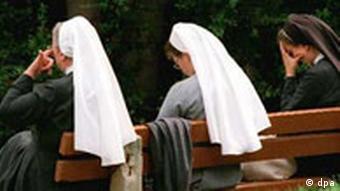 Nonnen in Deutschland