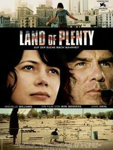 Wim Wenders Film Land of Plenty