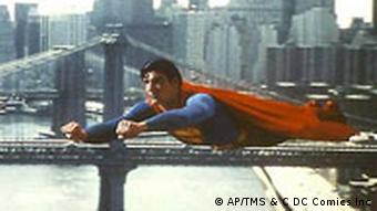 Christopher Reeve gestorben Superman