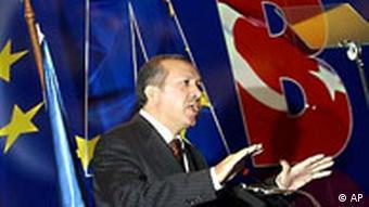 Recep Tayyip Erdogan EU Türkei Treffen in Ankara
