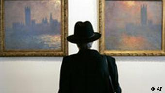 Monet Ausstellung in Paris
