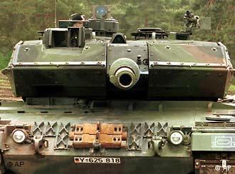 Exportschlager Leopard 2