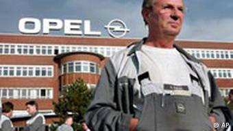 Autofabrik Opel (Quelle: AP)