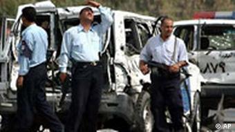 Autobombe in Bagdad