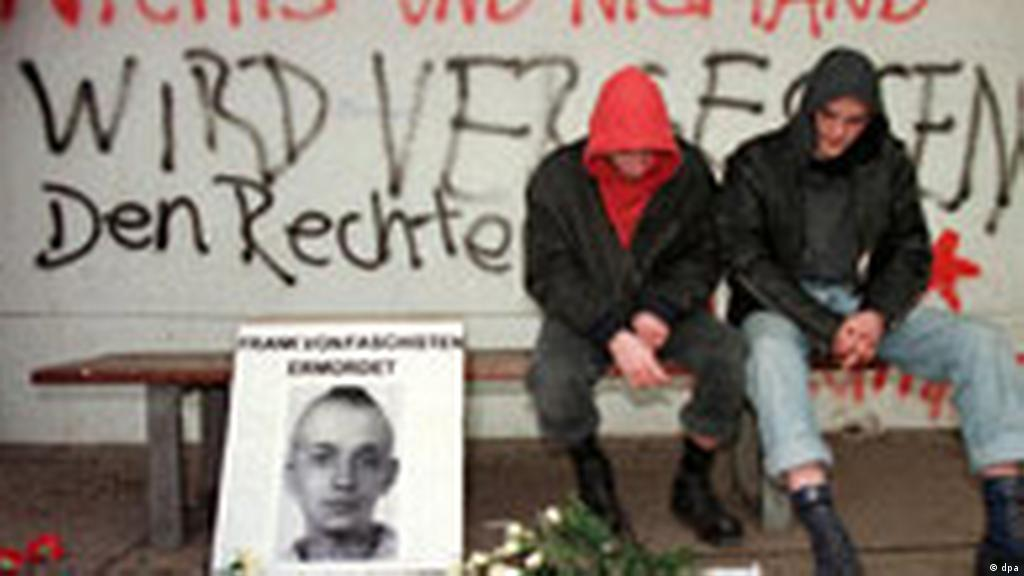 Germany′s Other Skinheads   Germany  News and in-depth