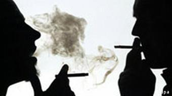 Jahresrückblick Dezember 2006 Deutschland, Rauchverbot, Diskussion, Symbolbild
