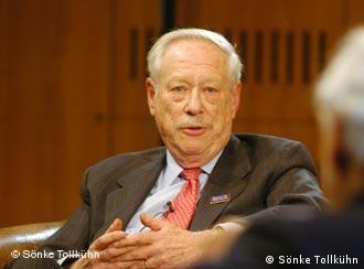 W. Michael Blumenthal, diretor do Museu Judaico de Berlim