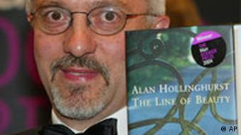 Alan Hollinghurst, Gewinner des Man Booker Preises 2004 The Line of Beauty