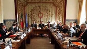 Treffen EU und Mercosur in Portugal