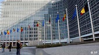 Berlaymont Gebäude renoviert