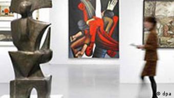 Kunst in der DDR Ausstellung in Bonn