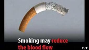 EU-Kampagne gegen das Rauchen