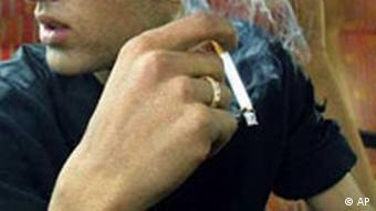 последствия курение табачных изделий