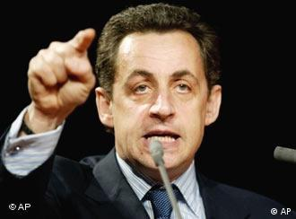 Tuning in to Sarkozy TV?