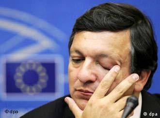 Barroso denied the trip interfered with this work