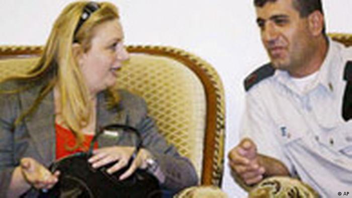 Suha Arafat (AP)