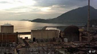 Angra 2 Atomkraftwerk Brasilien