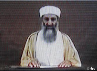 Osama bin Laden na TV Al Jazeera