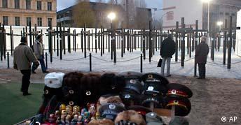 Berlin Mauer Jahrestag