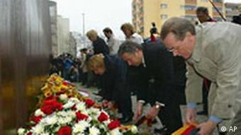 Jahrestag 15. Jahrestag Mauerfall in Berlin