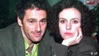 Dani Levy und Maria Schrader