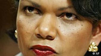 Condoleezza Rice neuer Außenminister der USA