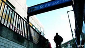 Berlin Kreuzberg Kottbusser Tor Volksverhetzung