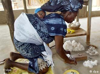 Para muchos países el algodón es su principal producto de exportación.