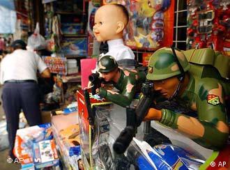 Spielzeugladen in China