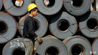Stahl für China