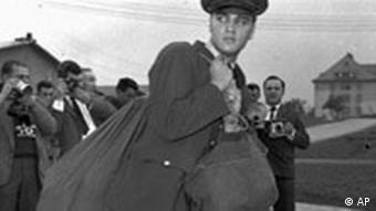 Elvis Presley beim Militär
