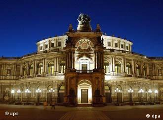 Semperoper in Dresden (Foto: AP)