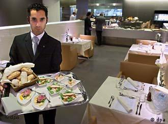 Haute cuisine, anyone?
