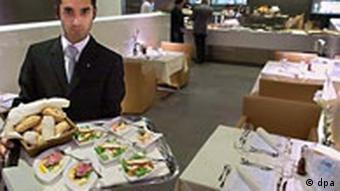 Lufthansa stellt First-Class-Terminal vor