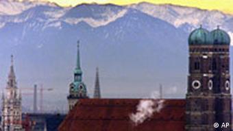 Мюнхен - один из самых дорогих городов Германии