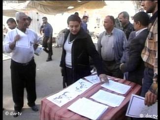 22.11.2004 journal tt irak wahl mit Galeriebild