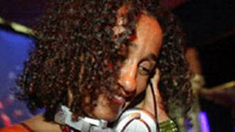 DJ Grace Kelly - Brasilianerin, in Berlin tätig