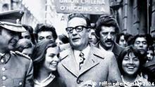 Allende. Bitte beachten Sie, dass die Verwendung des Bildmaterials ausschließlich im Zusammenhang mit der Berichterstattung über die Kinoauswertung des Films gestattet ist! Keine Archivierung!