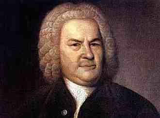 Johann Sebastian Bach was born in 1685