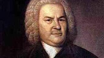 Portrait of JS Bach by Elias Gottlob Haussmann